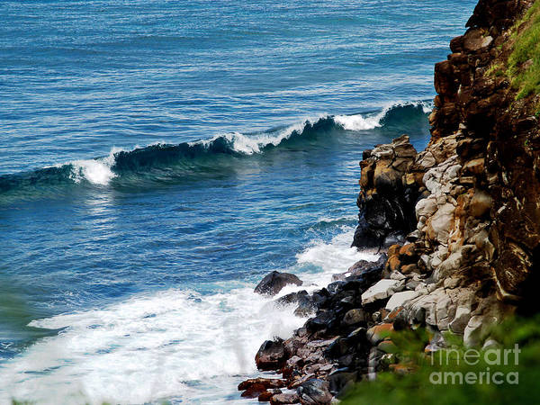 Photograph - Hawaii Coast by Patricia Griffin Brett