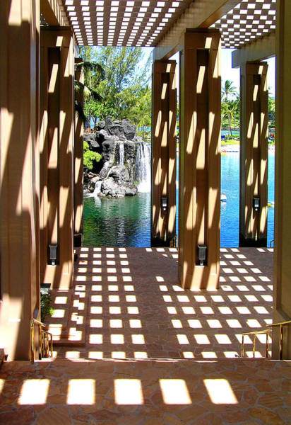 Photograph - Hawaiian Resort by Pat Moore