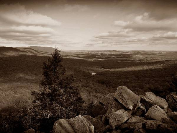 Photograph - Hawk Mountain Sanctuary S by David Dehner