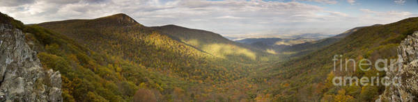 Wall Art - Photograph - Hawksbill Mountain And Newmark Gap From Crecent Rock Overlook by Dustin K Ryan