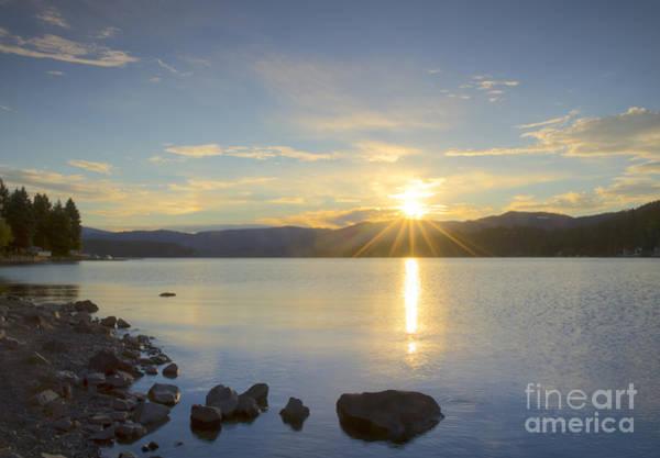North Idaho Photograph - Hayden Sunrise by Idaho Scenic Images Linda Lantzy