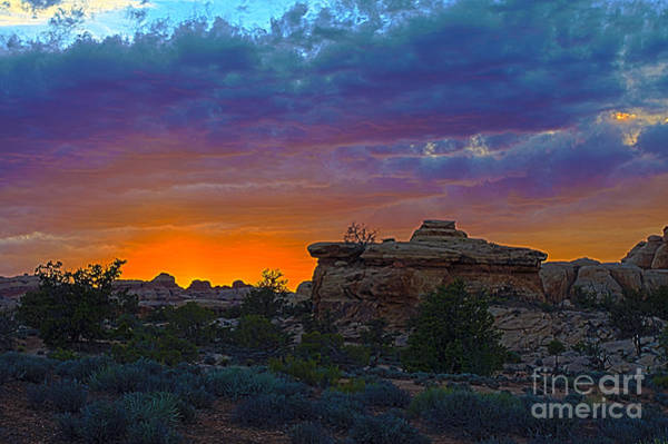 Doll House Photograph - Hdr Sunset Maze 2 by Scotts Scapes