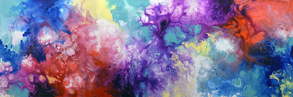 Painting - Healing Energies by Sally Trace