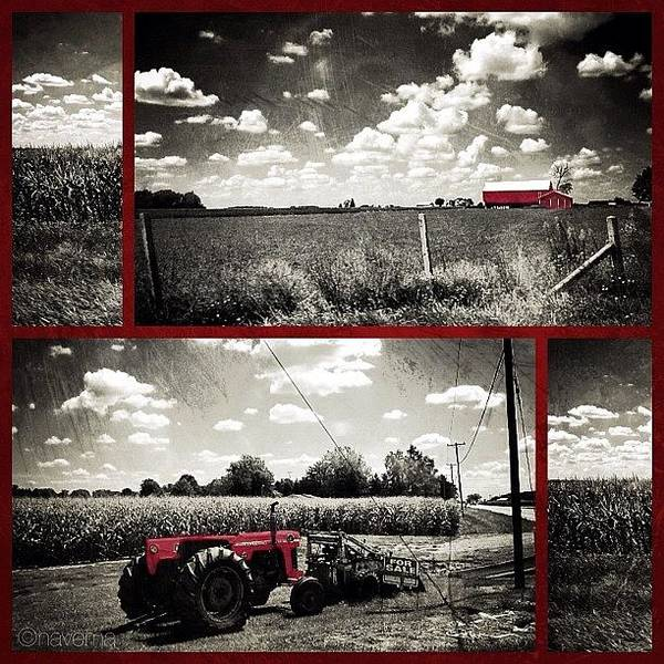Ohio Wall Art - Photograph - Heartland by Natasha Marco