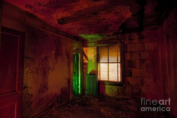 Stamford Photograph - Hells Room Service by Keith Kapple