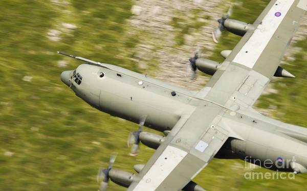 Mach Loop Photograph - Hercules by Angel Ciesniarska