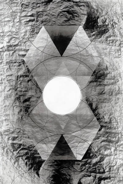 Hexad Art Print