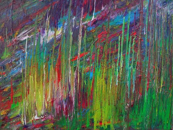 Painting - Hidden by Cyryn Fyrcyd