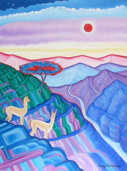 High Altitude Art Print