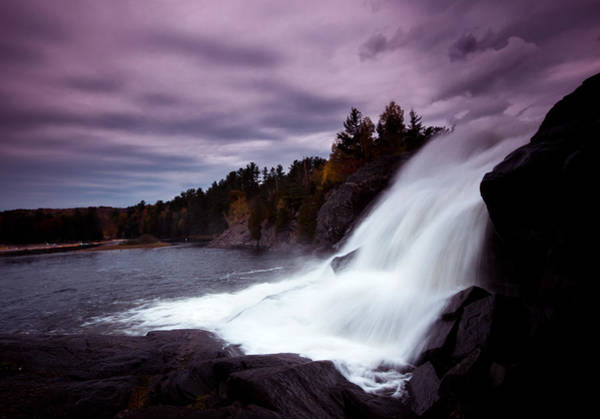Wall Art - Photograph - High Falls by Cale Best