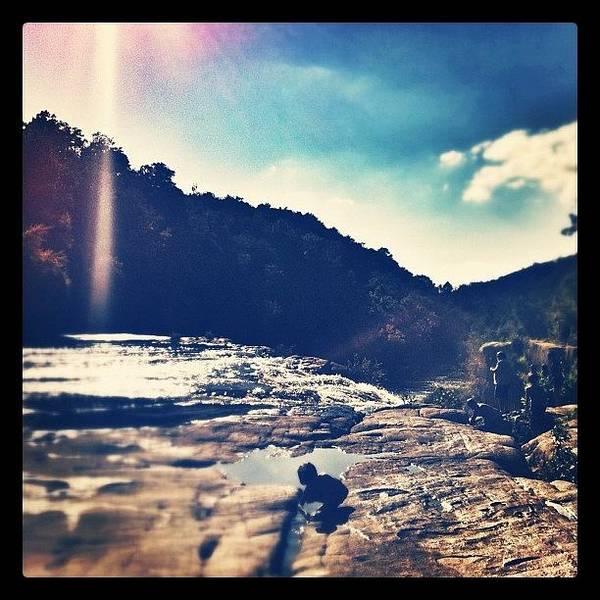 Eden Wall Art - Photograph - High Falls by Dave Edens
