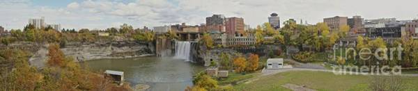 Photograph - High Falls Panorama by William Norton