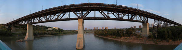 High Level Bridge Edmonton Art Print