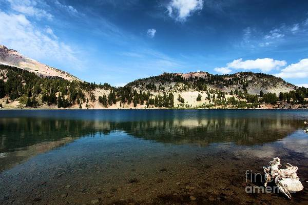 Photograph - High Mountain Paradise by Adam Jewell