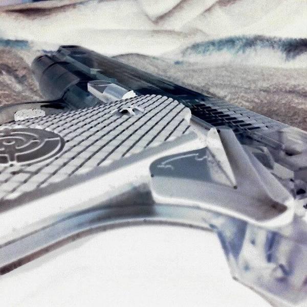 Guns Photograph - High Noon by Ann Miles