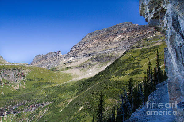 Photograph - Highline Trail 5 by Katie LaSalle-Lowery