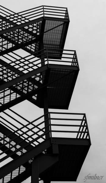 Photograph - Highrise Escape by Steven Milner