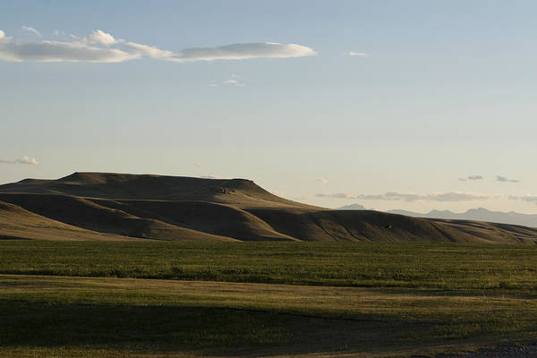 Photograph - Hills And Dales Of Eastern Montana by Lorraine Devon Wilke