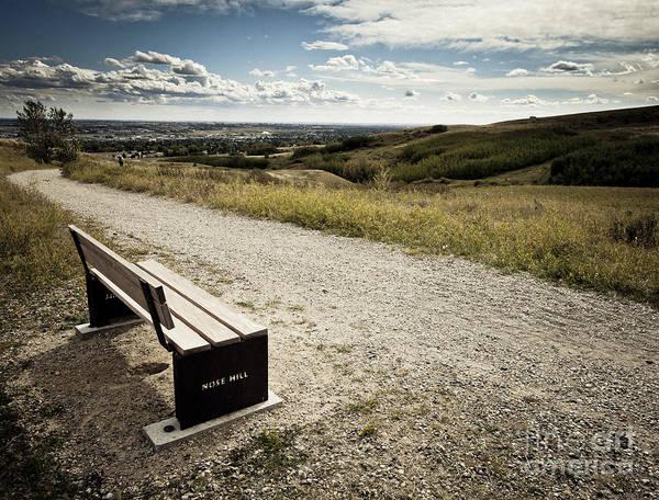 Photograph - Hilltop by RicharD Murphy