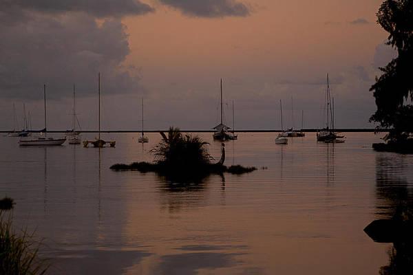 Photograph - Hilo Sunset 2 by Tony and Kristi Middleton