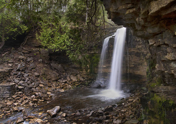Photograph - Hilton Falls by Robin Webster