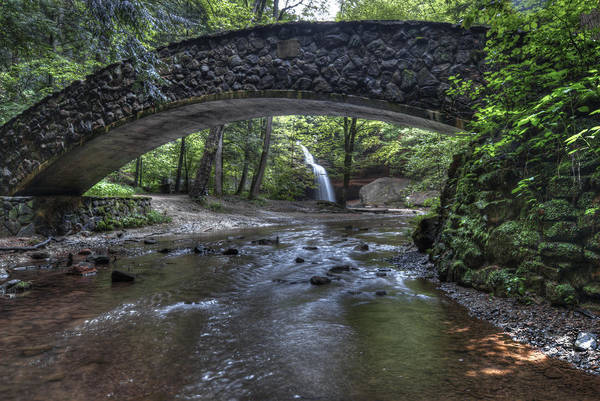 Photograph - Hocking Bridge by Rick Hartigan