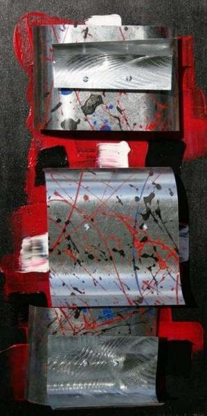 James Johnson Wall Art - Mixed Media - Hodge Podge 2 by James Johnson