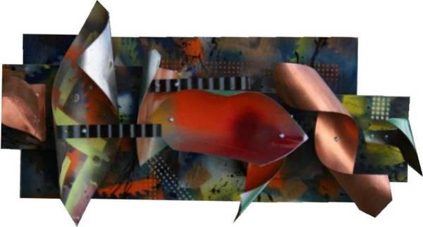 James Johnson Wall Art - Mixed Media - Hodge Podge1 by James Johnson