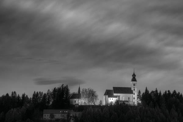 Photograph - Holy Spirit Church by Ivan Slosar