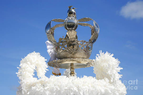 Holy Ghost Photograph - Holy Spirit Crown by Gaspar Avila