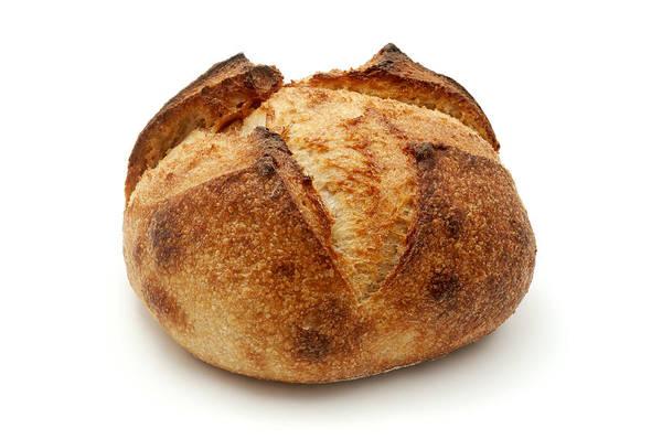 Staples Photograph - Homemade Bread by Fabrizio Troiani