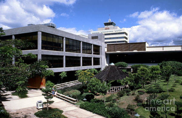 Photograph - Honolulu International Airport by Thomas R Fletcher