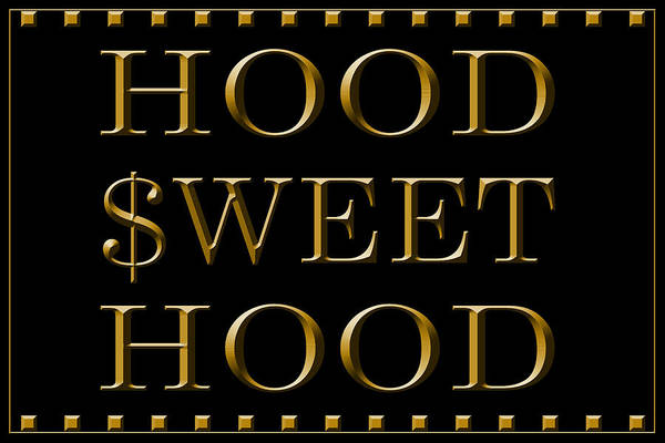 Photograph - Hood Sweet Hood by Andrew Fare