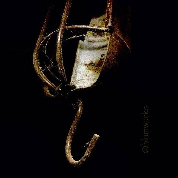 Wall Art - Photograph - Hook by Matthew Blum
