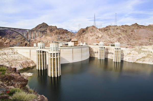 Photograph - Hoover Dam by Mike Fitzgerald