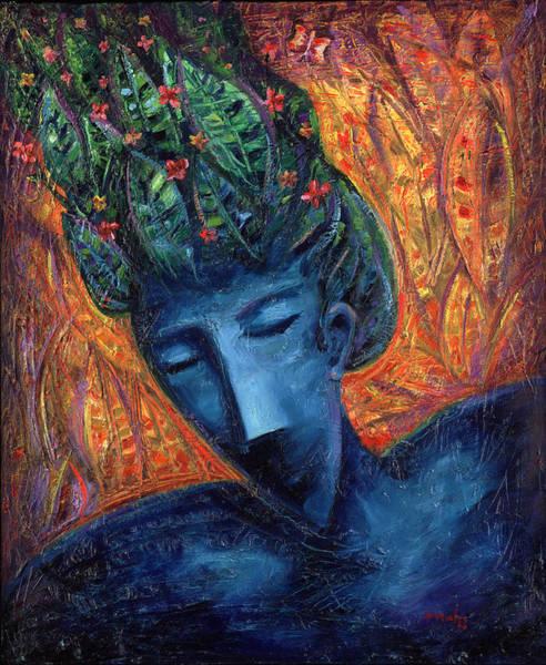 Primavera Painting - Hope Dreamer by Pablo Montes