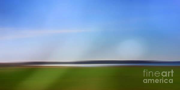 Photograph - Horizon Panorama Imagination by Lutz Baar