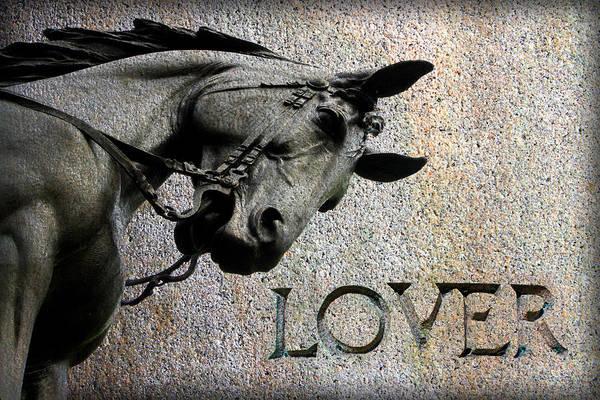 Granite Digital Art - Horse Lover by Geoff Strehlow