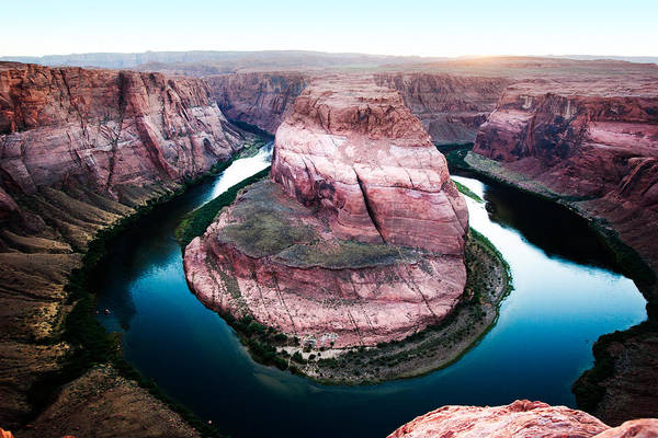 Photograph - Horseshoe Bend by Jason Smith