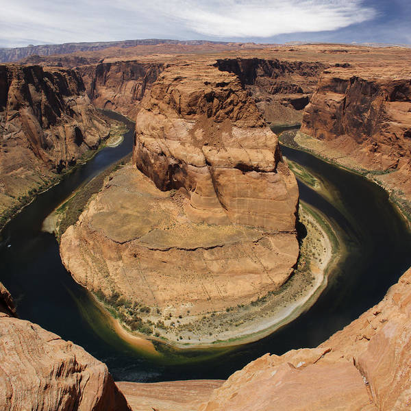Northern Arizona Wall Art - Photograph - Horseshoe Bend by Mike McGlothlen