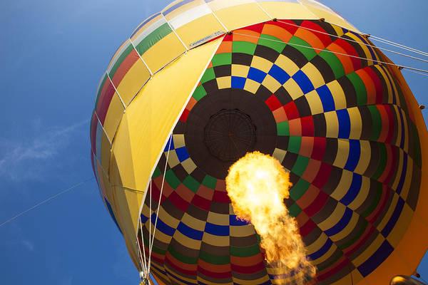 Photograph - Hot Air by Rick Berk