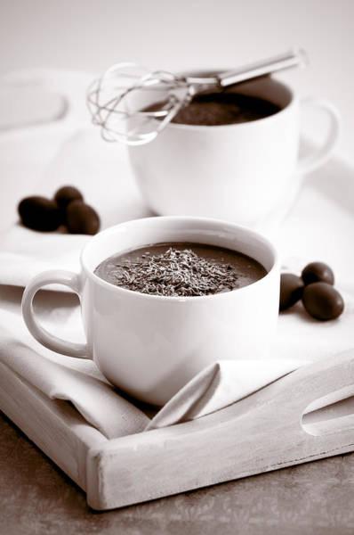 Wall Art - Photograph - Hot Chocolate Drinks by Amanda Elwell