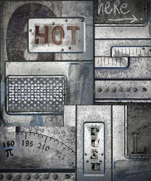 Heat Wall Art - Photograph - Hot Here by Carol Leigh