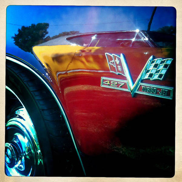 Photograph - Hot Rod by Brian Kirchner