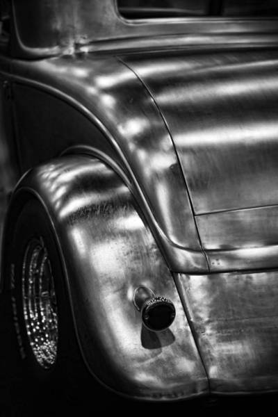 Wall Art - Photograph - Hot Rod In The Raw by Gordon Dean II