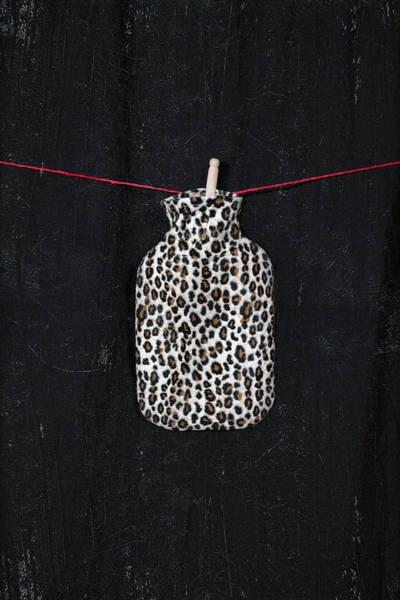 Water Bottle Wall Art - Photograph - Hot-water Bottle by Joana Kruse