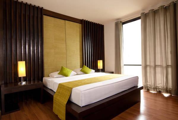 Luxury Hotel Photograph - Hotel-room by Atiketta Sangasaeng