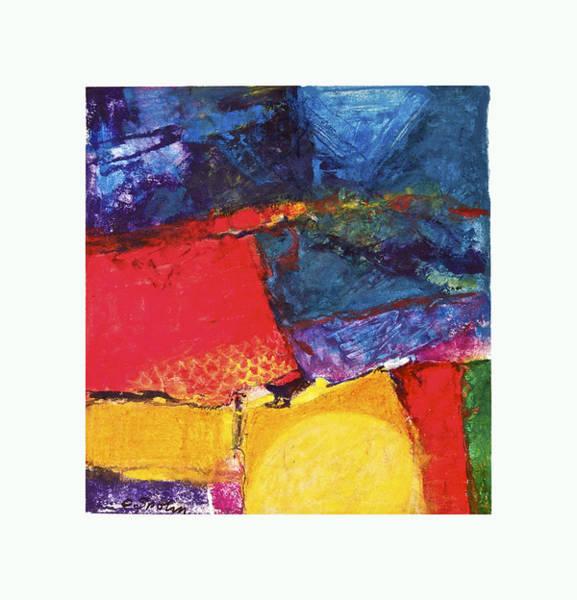 Painting - House Of Rising Sun   --start- by Cliff Spohn