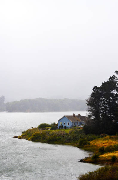 Photograph - House On The Water - Vertical by Matt Hanson