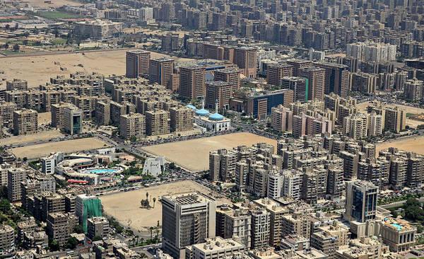 Housing Development Photograph - Housing Expansions by Magalie L'Abbé